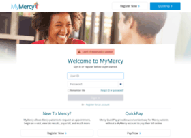 mymercy.com