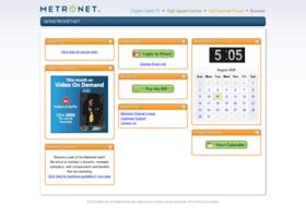 mymetronet.net