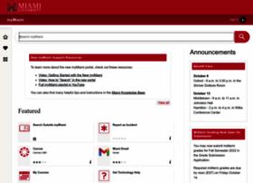 mymiami.miamioh.edu