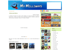 mymilliways.blogspot.com