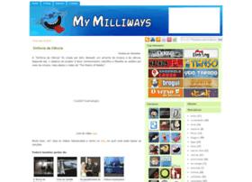 mymilliways.blogspot.com
