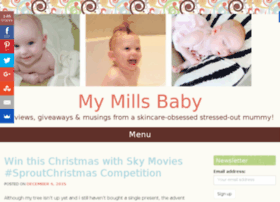 mymillsbaby.co.uk