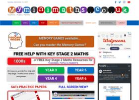 myminimaths.co.uk