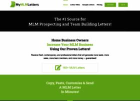 mymlmletters.com
