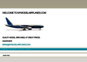 mymodelairplanes.com