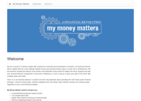 mymoneymatters.co.za