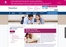 mymontefiore.com