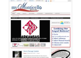 mymonticellonews.net