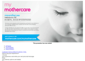 mymothercare.co.uk
