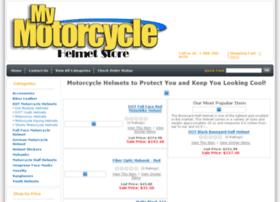 mymotorcyclehelmetstore.com