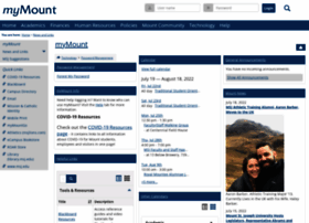 mymount.msj.edu