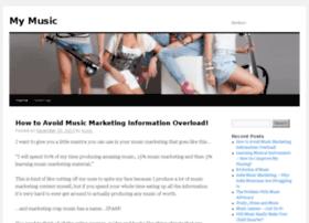 mymusicreviews.pusku.com