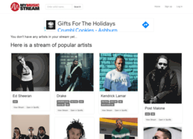 mymusicstream.com
