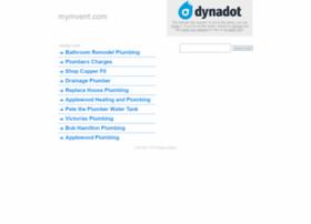 mymvent.com