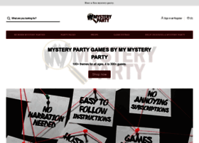 mymysteryparty.com