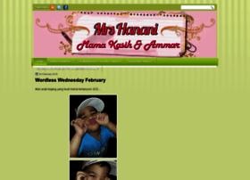 mynameishanani.blogspot.com
