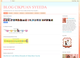 mynameissyeeda.blogspot.com