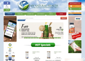 mynaturalhealth.co.nz