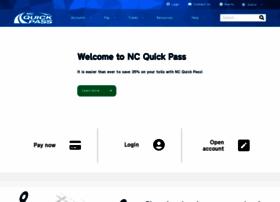 myncquickpass.com