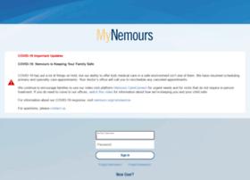 mynemours.nemours.org