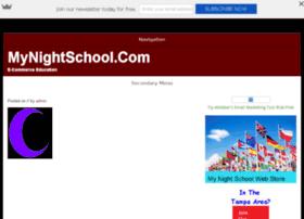 mynightschool.com