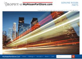 mynissanparts.com