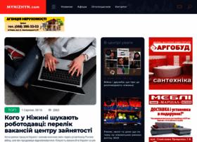 mynizhyn.com