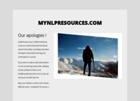 mynlpresources.com