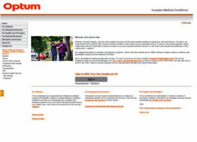 myoptumhealthcomplexmedical.com