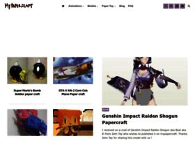 mypapercraft.net