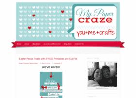 mypapercraze.wordpress.com
