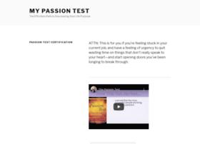 mypassiontest.com