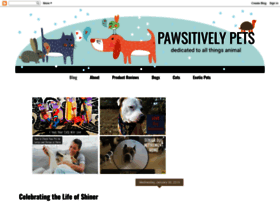 mypawsitivelypets.com