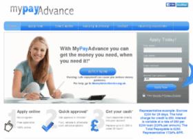 mypayadvance.co.uk