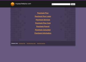 mypaychekplus.com