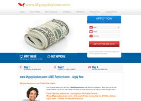 mypaydayloanoffers.com