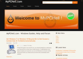 mypchell.com