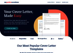 myperfectcoverletter.com
