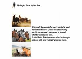 myperfecthorse.com