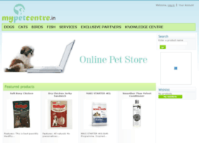 mypetcentre.in