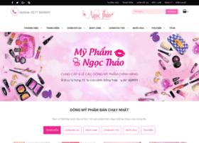 myphamngocthao.com