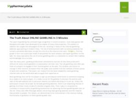 mypharmacydata.com