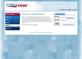 myphone.cableone.net