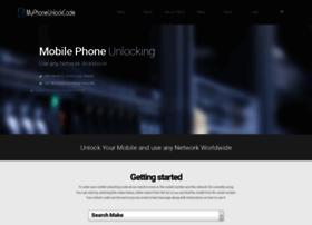 myphoneunlockcode.com