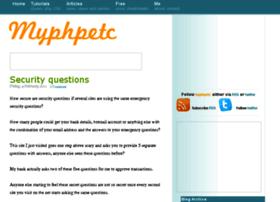 myphpetc.com