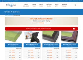 mypix2canvas.com