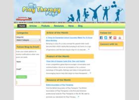 myplaytherapypage.com