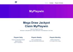 myplaywin.in