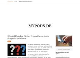 mypods.de