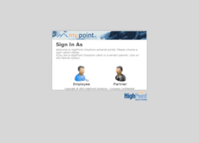 mypoint.highpoint-solutions.com